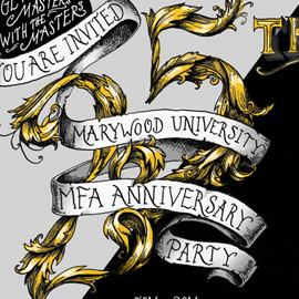 Marywood University Invitations