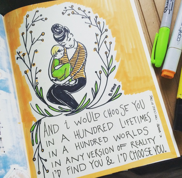 Biljana Kroll's Portfolio: Children's Book Quote 5